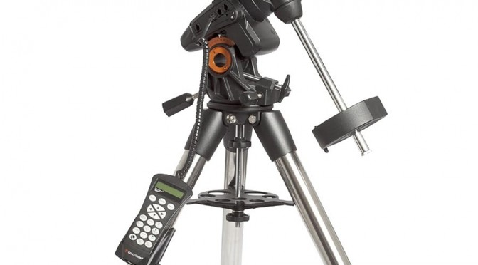 Celestron Advanced VX Mount Broken